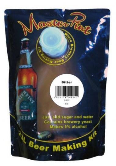 MasterPint American Wheat 1.6 Kg Beer Kit